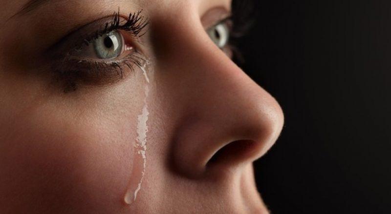 lacrime pianto